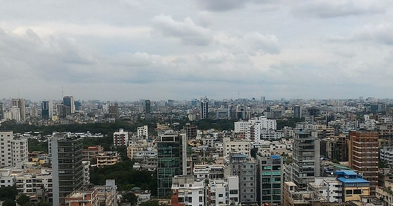 Biggest Cities In Bangladesh