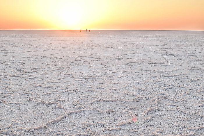 # 1 Gujarat'ın Tuz Çölü