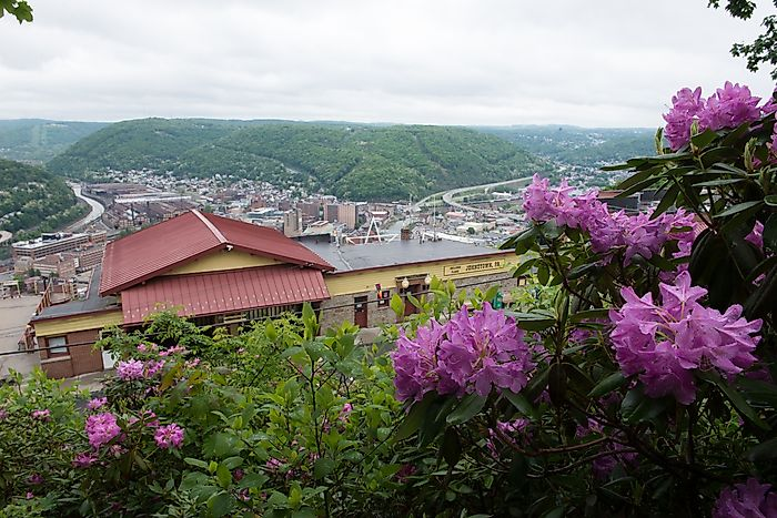 #7 Johnstown Inclined Plane - Johnstown, Pennsylvania