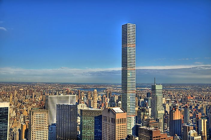 The Tallest Residential Buildings in the World