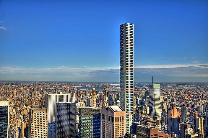 #3 432 Park Avenue, New York   1,396