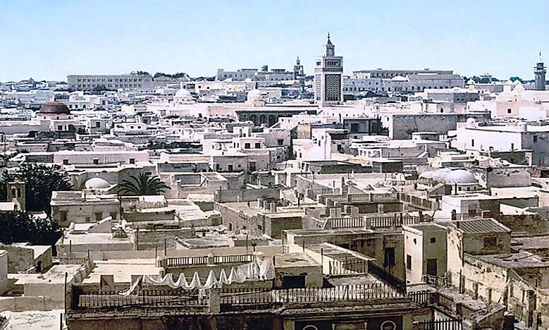 Biggest Cities In Tunisia