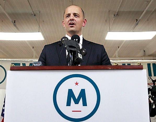 Who Is Evan McMullin? 2016 U.S. Presidential Candidate