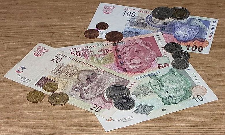 The Currencies Of The Nations Of Africa