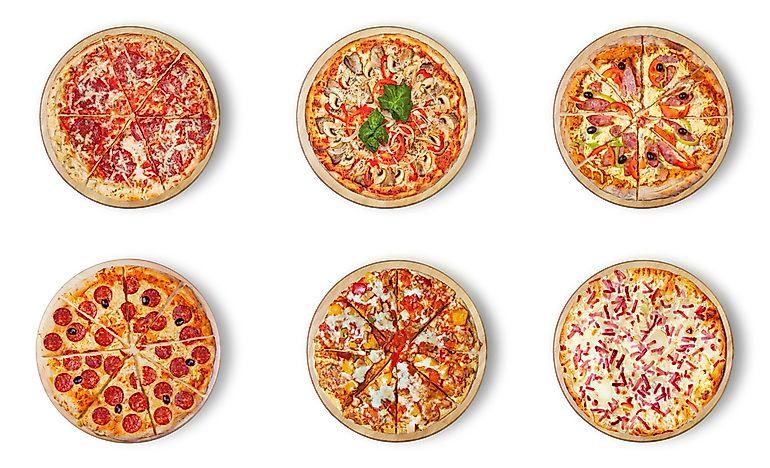 The History of Pizza - WorldAtlas.com