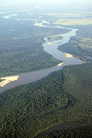 The Araguaia River