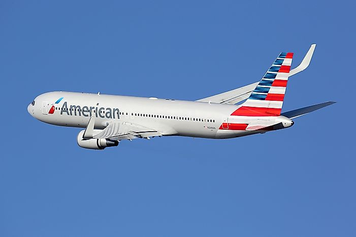 The Largest Airlines in the United States