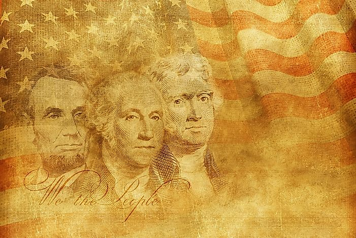 Who Were The Founding Fathers Of The United States WorldAtlascom - List of the founding fathers of the united states