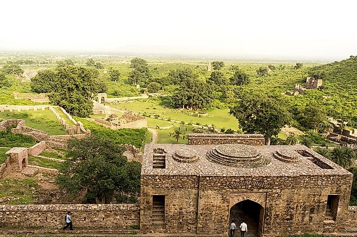 Is Bhangarh Fort Really Haunted?