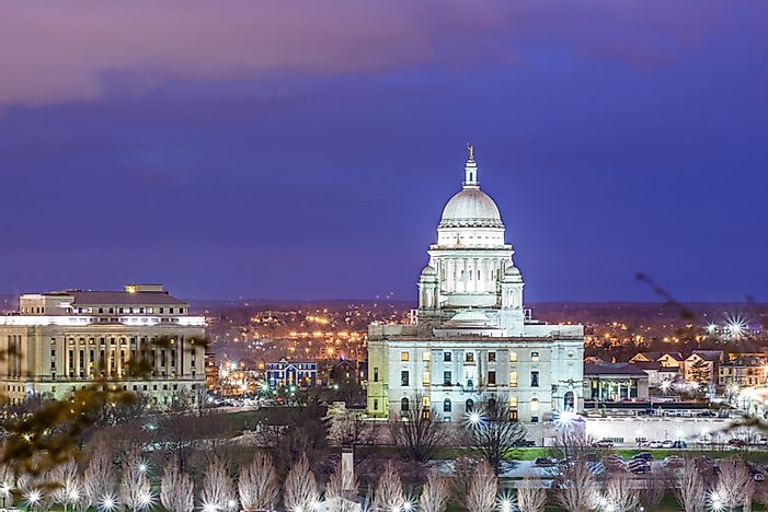 The 10 Best State Capitol Buildings