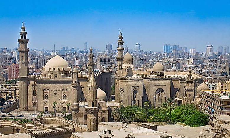 UNESCO World Heritage Sites In Egypt