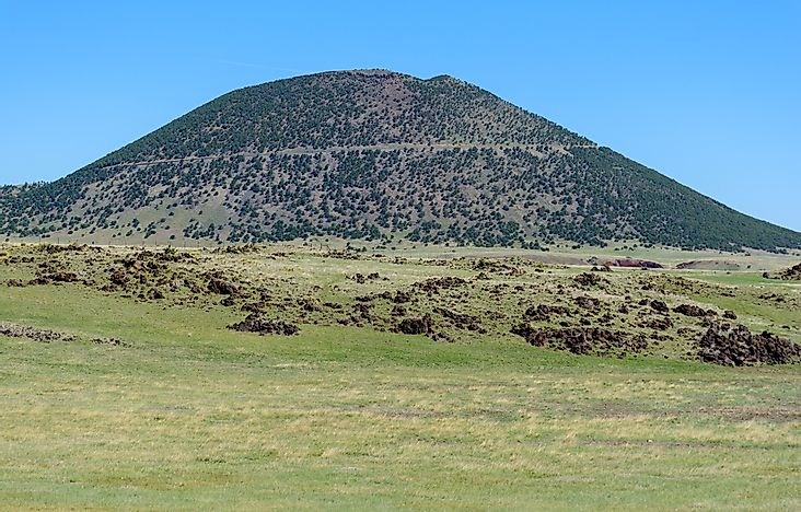 Capulin Volcano National Monument - Unique Places in North America