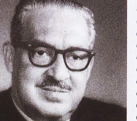 Thurgood Marshall - Important Figures in US History