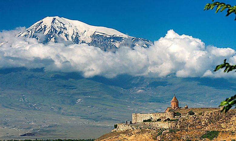 Highest Mountains In Turkey