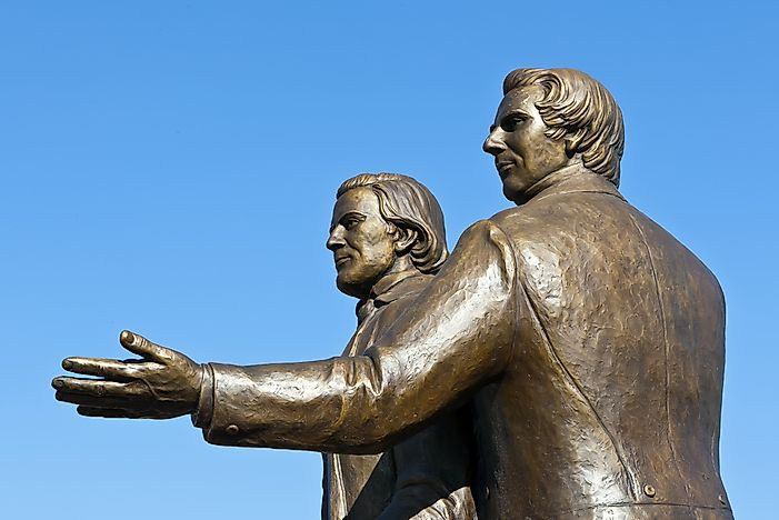 Famous Statues of the United States - WorldAtlas com