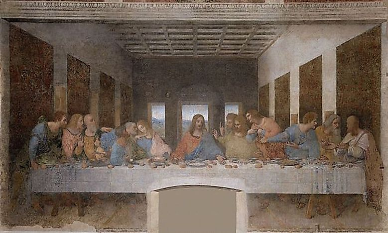 #2 The Last Supper -