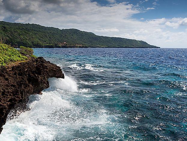 Where Is Christmas Island.Where Is Christmas Island Worldatlas Com