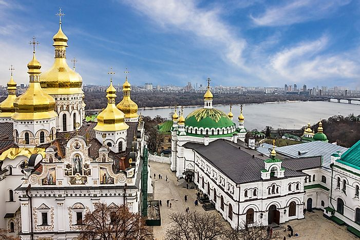 The Seven Wonders Of Ukraine