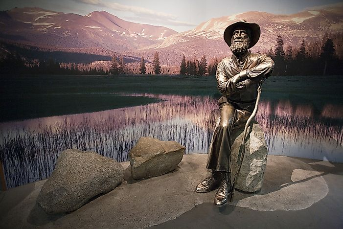 John Muir – Father of the Preservationist Movement
