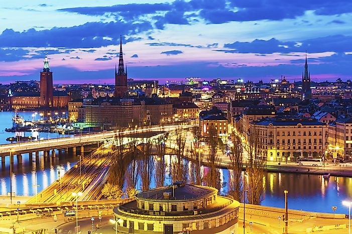 #9 Sweden - Best Countries to Start a Business