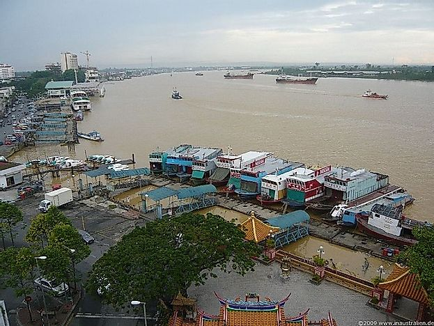 """river pollution in malaysia 2 federal regulatory control of sewage pollution in malaysia the primary federal legislative instrument governing efforts to improve and maintain water quality in malaysia is the environmental quality act 1974 (act 127) (""""the eqa†."""