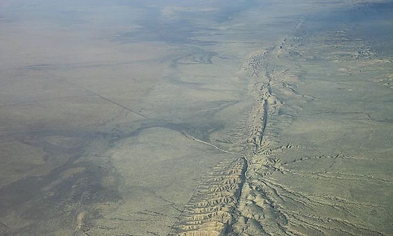 #4 Earthquakes Occur Along Fault Lines -