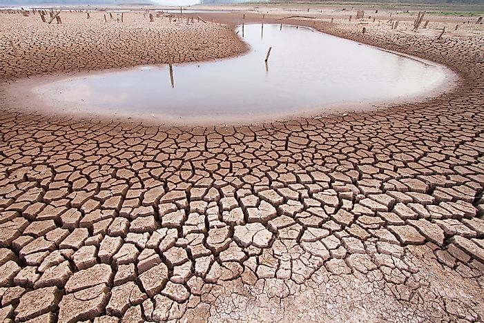 What Are The Main Causes Of Droughts?