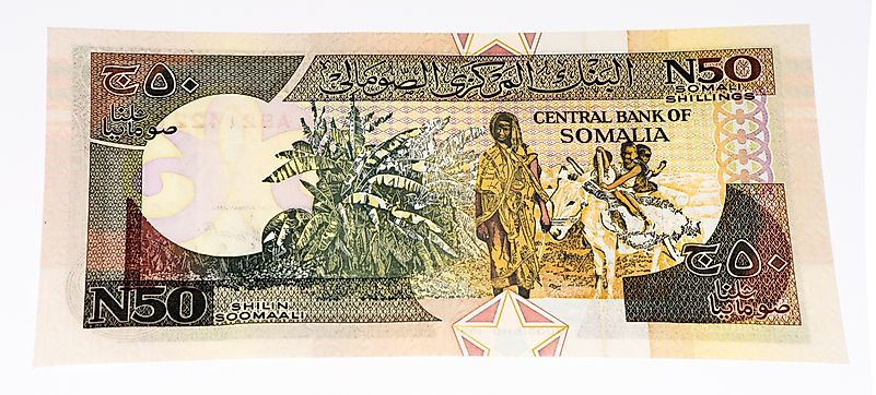 What is the Currency of Somalia?