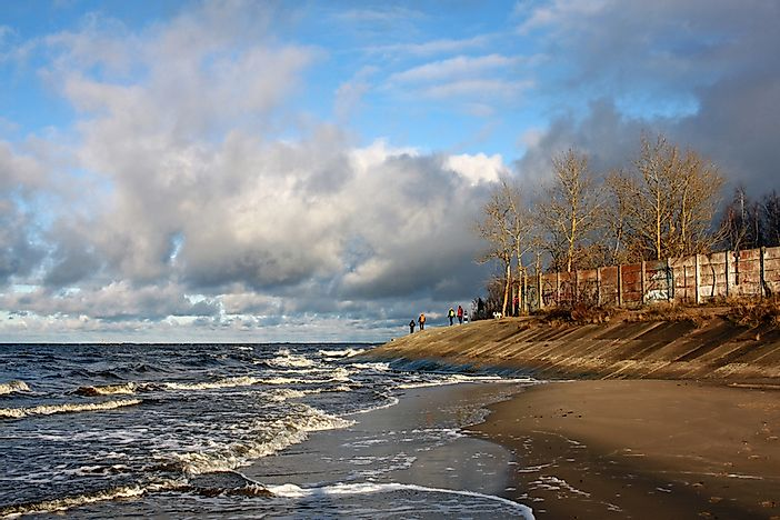 10 Important Facts About the Gulf of Riga