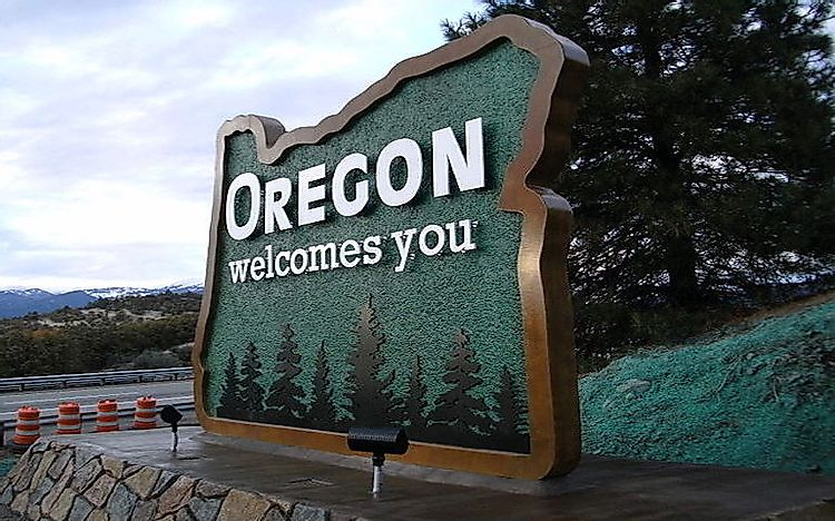 Top Cities In Oregon