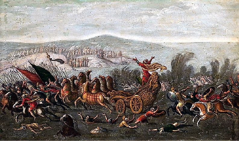 Greatest Battles In Ancient Israeli And Biblical History