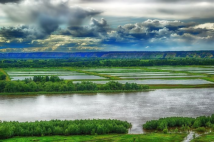 The Irtysh River