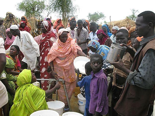 #1 Water Crisis