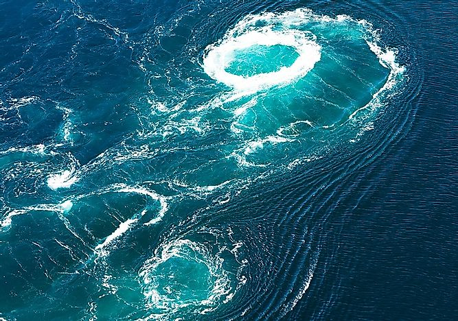 Whirlpools And Maelstroms