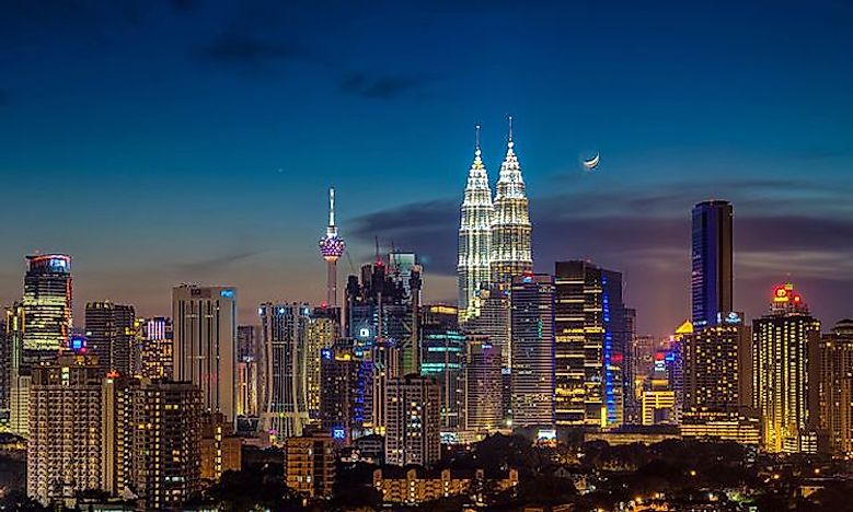 KLCC - Kuala Lumpur City Centre - Everything You Need to
