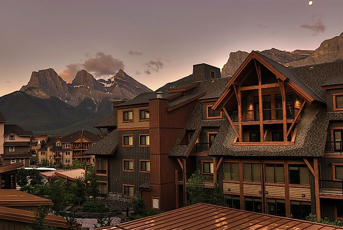 #7 Canmore, Alberta