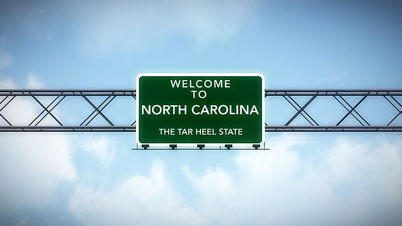 Which Us State Is Called The Tar Heel State And Why