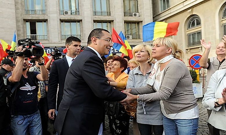 #2 Romanian Presidential Election of 2014 -