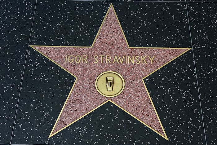 Igor Stravinsky - Famous Composers in History