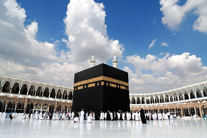 Hajj  Pilgrimage: Years With The Highest Footfall