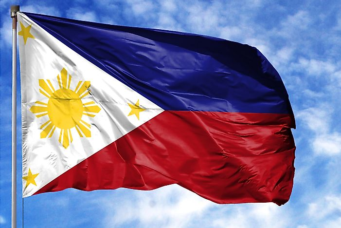 What Do The Colors And Symbols Of The Flag Of Philippines Mean?