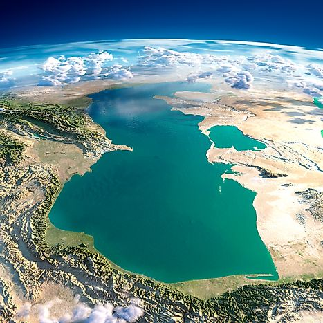 10 Largest Lakes in the World