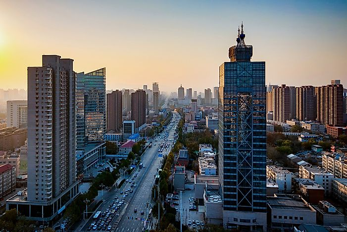 Shijiazhuang – The Capital Of Hebei Province