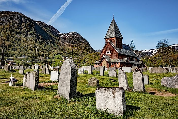 #4 Roldal Stave Church
