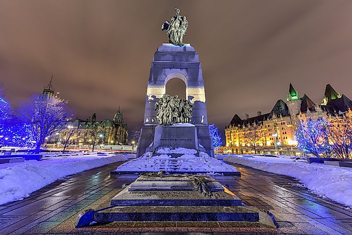 #5 National War Memorial