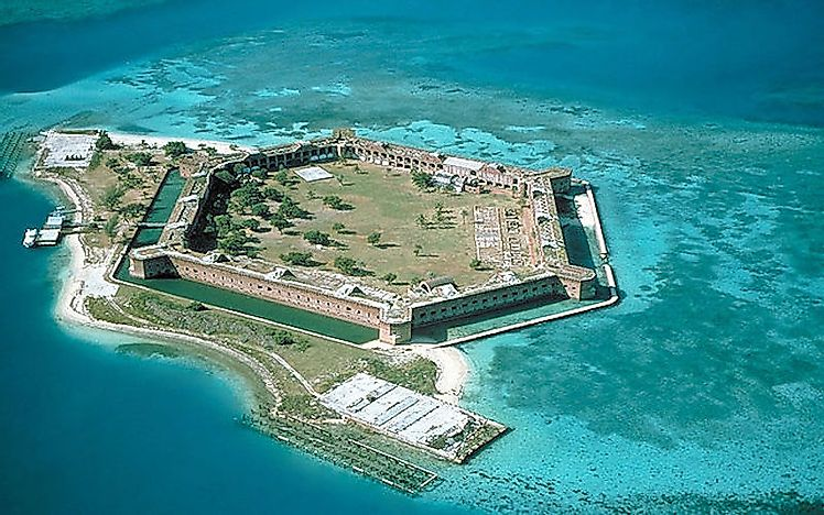 #1 Fort Jefferson