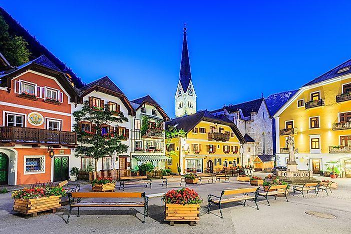 #6 Austria - 31.9%