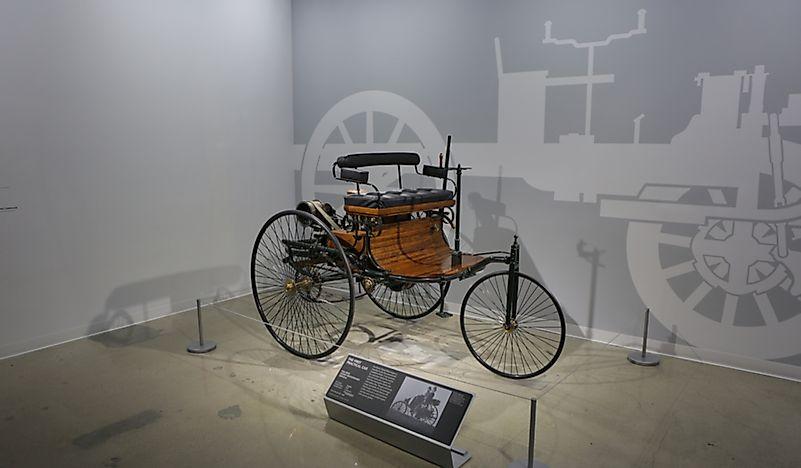 The First Car Ever Made >> What Was The First Car Ever Made Worldatlas Com