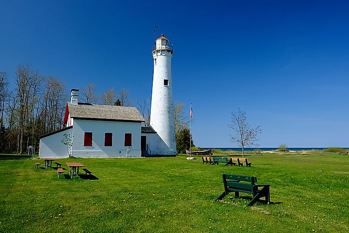 #1 Sturgeon Point Light