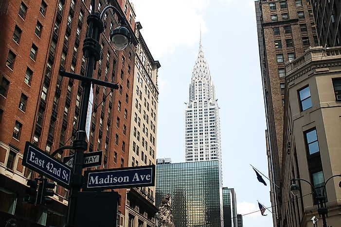 #1 Chrysler Building